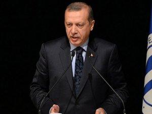 Cumhurbaşkanı Erdoğan yine muhtarlara konuştu