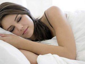 Uykunuz sağlığınızın habercisi