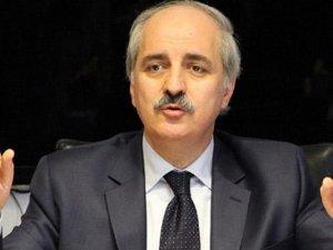 Kurtulmuş: HDP'li hükümetle ulusal güvenlik endişemiz olmaz