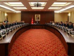 Kritik Bakanlar Kurulu toplantısı başladı