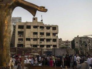 Mısır'da ulusal güvenlik ve mahkeme binalarında patlama
