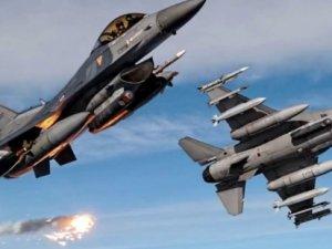 TSK'dan, PKK kamplarına hava operasyonu
