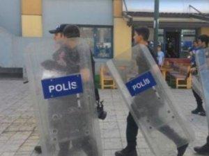 İstanbul'da büyük kavga: Polis ateş etti