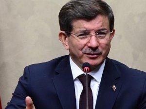 Başbakan Davutoğlu'na sürpriz brifing