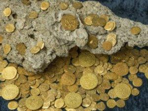 ABD'de hazine avcıları 4.5 milyon dolar değerinde altın sikke buldu