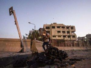 Mısır'daki saldırıyı IŞİD üstlendi
