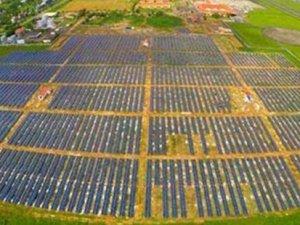 Güneş enerjisiyle çalışan ilk havaalanı!