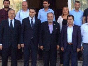 AKP'li Salim Uslu'dan 'Şehit cenazesinde organizasyon' mesajı