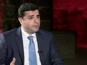 Demirtaş'tan PKK'ye 'ama'sız çağrı