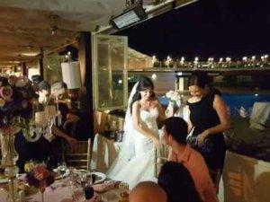 Muhteşem düğünde haciz şoku!