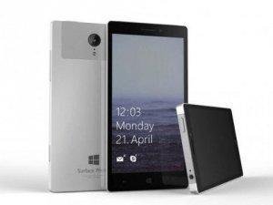 Microsoft'un yeni amiral gemisi: Surface Mobile