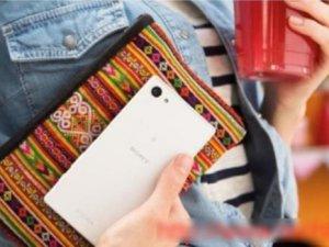 Sony Xperia Z5'in ilk fotoğrafı!