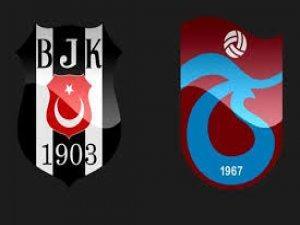 Beşiktaş 1 - 2 Trabzonspor