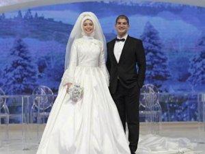 Devletin zirvesi nikahta şahitlik yaptı