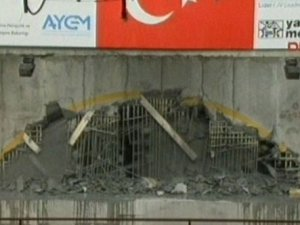 Avrasya Tüneli'nde kazı çalışmaları bugün tamamlandı