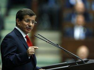 Başbakan Davutoğlu: CHP ve MHP'ye bakanlık teklifi götüreceğim
