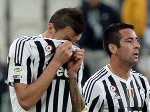 Juventus evinde kaybetti
