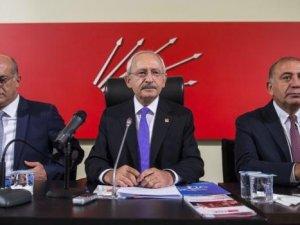 CHP'den 8 maddelik PM açıklaması