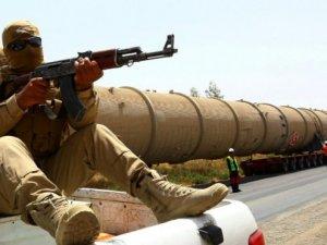 """""""İsrail petrolünü Irak Kürtlerinden alıyor"""""""