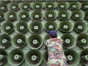 Güney Kore'den 'propaganda' tehdidi