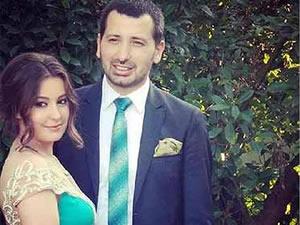 Evliliğin ikinci gününde korkunç kaza!