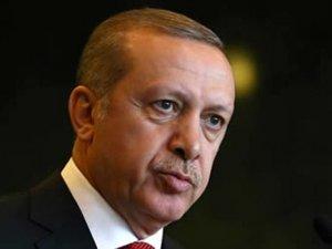 TBMM Başkanı Yılmaz ve Cumhurbaşkanı Erdoğan'ın görüşmesi başladı