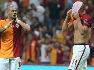 Galatasaray 1 - 2 Osmanlıspor