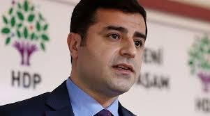 Demirtaş seçim hükümeti açıklaması yaptı