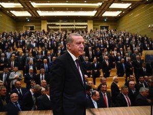 Vanlı muhtarlar Erdoğan'ı reddetti