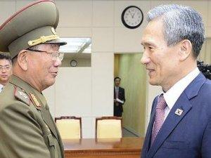 Güney Kore ve Kuzey Kore uzlaştı