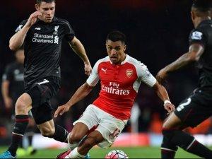 Arsenal 0-0 Liverpool
