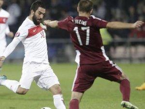 Letonya'nın Türkiye maçı aday kadrosu açıklandı