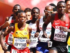Ali Kaya 5 bin metrede finale yükseldi