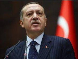 Erdoğan yine muhtarlara konuştu