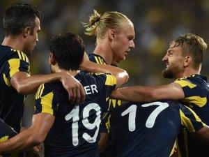 Fenerbahçe 3 - 0 Atromitos
