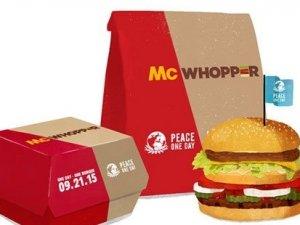 Ortak hamburger üretelim teklifine ret!