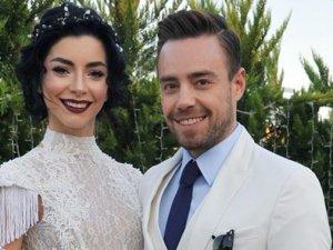 Merve Boluğur ile Murat Dalkılıç'tan ikinci düğün