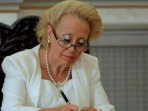 Yunanistan'da ilk kadın başbakan