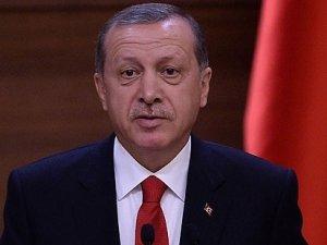 Cumhurbaşkanı Erdoğan 30 Ağustos mesajını yayınladı