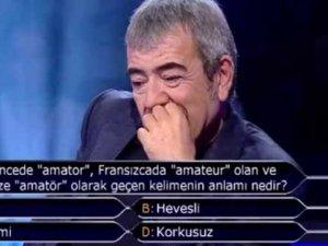 Ünlü yarışmada yanlış cevap skandalı