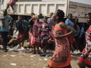Güney Afrika'da facia: 38 kadın öldü
