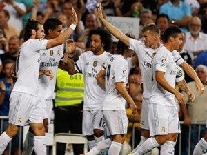 Real Madrid, Betis'e gol oldu yağdı: 5-0