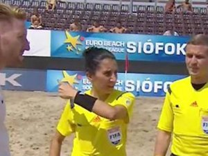 FIFA'dan Yeliz Topaloğlu'na görev