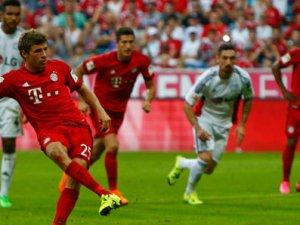 Bayern Münih - Bayer Leverkusen: 3-0