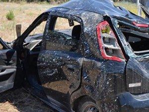 Muğla'da trafik kazası: 1 kişi hayatını kaybetti