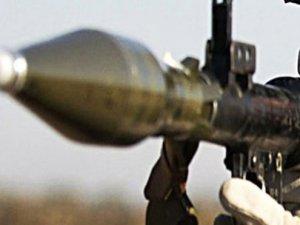 Jandarma Komutanlığı'na roketatarlı saldırı