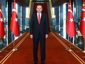 30 Ağustos'ta Cumhurbaşkanlığı Sarayı'nda ilklerin resepsiyonu oldu