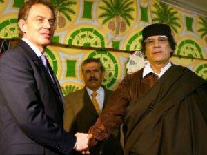 Blair'a Kaddafi soruşturması
