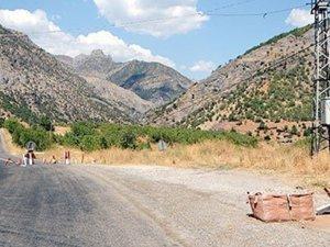 Tunceli-Erzincan ve Ovacık karayolu ulaşıma açıldı