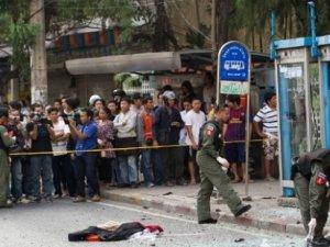 Bombacıyı Kamboçya sınırında yakaladık